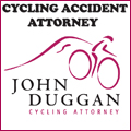 John Duggan, Cycling Attorney