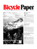 1997-3 Bicycle Paper