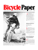 1997-7 Bicycle Paper