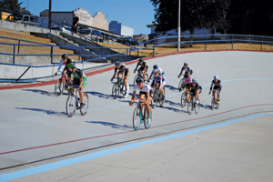 Multiple attacks made for an exciting women's Points race.