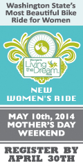 women's Living the Dream Ride - double