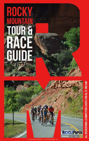 2013 Rocky Mountain Tour & Race Guide