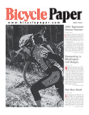 2001-9 Bicycle Paper