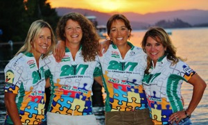 The 2012 Team Laughing Dog contenders. Photo courtesy of Team Laughing Dog Brewing