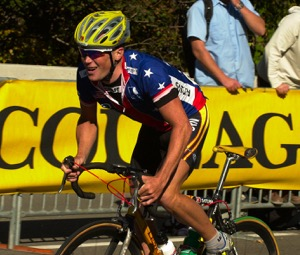 Chris Horner - Archives Photo by Canadian Cyclist