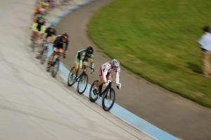 In addition the Alpine Velodrome Challenge, there was also plenty of racing action at the 2012 Marymoor Grand Prix in Redmond, Washington.  Photo by Bicycle Paper