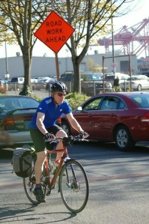 Consideration can spread like a virus and good communication brings about safety. Photo by Bicycle Paper